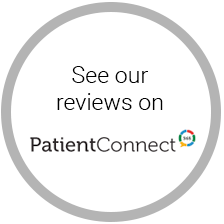 See our reviews on PatientConnect